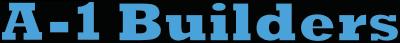 A-1 Builders Sticky Logo Retina