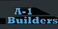 A-1 Builders General Contractors Logo