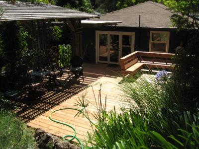wood deck #3