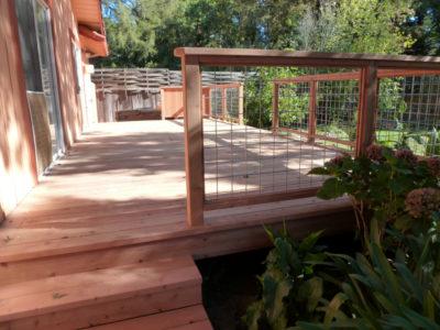 wood deck #4