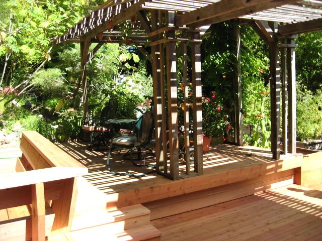 arbor deck