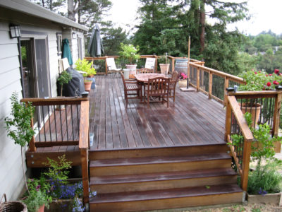 wood deck #2