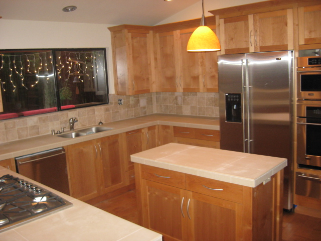cabinets counters remodel