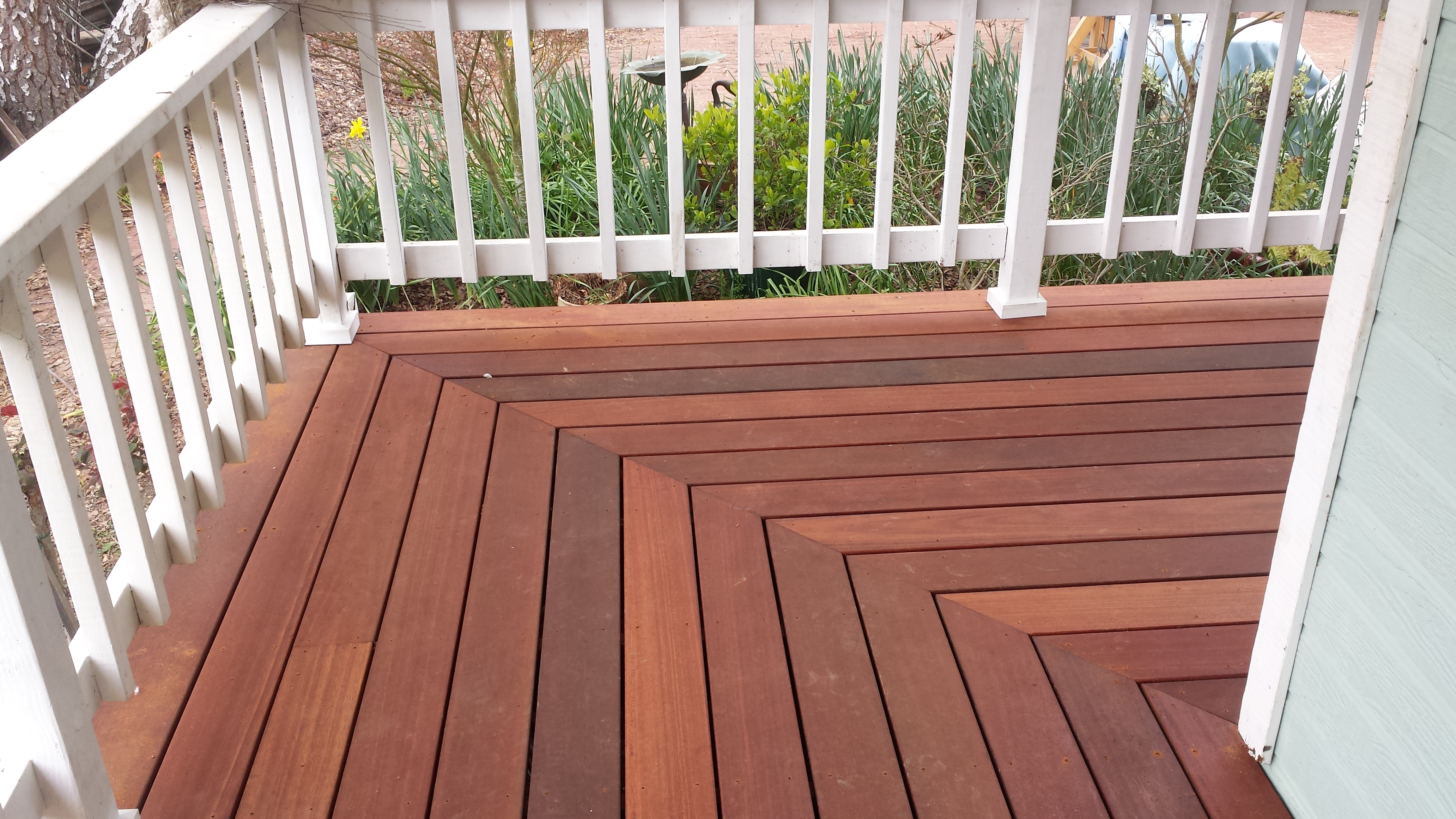 Pros And Cons Of Ipe Wood Treated Wood Decking