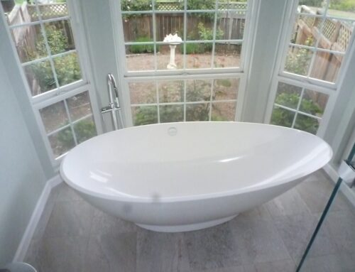 Bay Window Tub
