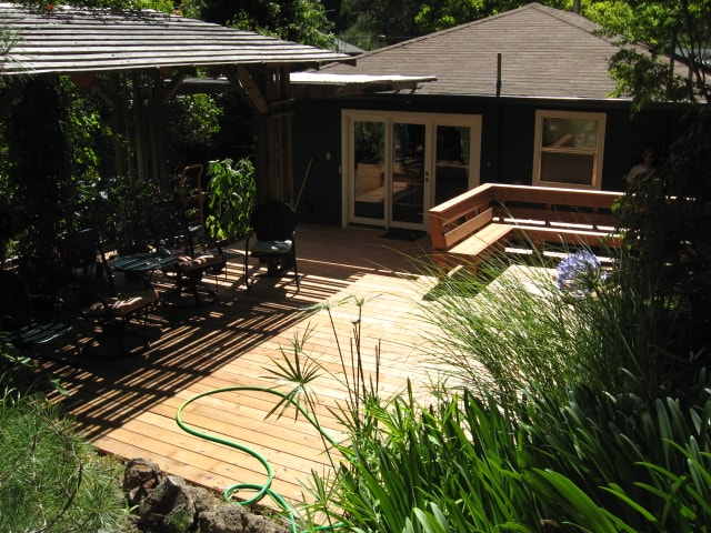 Deck Contractors Sonoma County